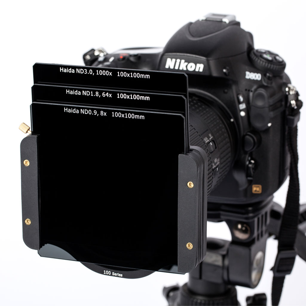 Haida 100 nano pro nd filter