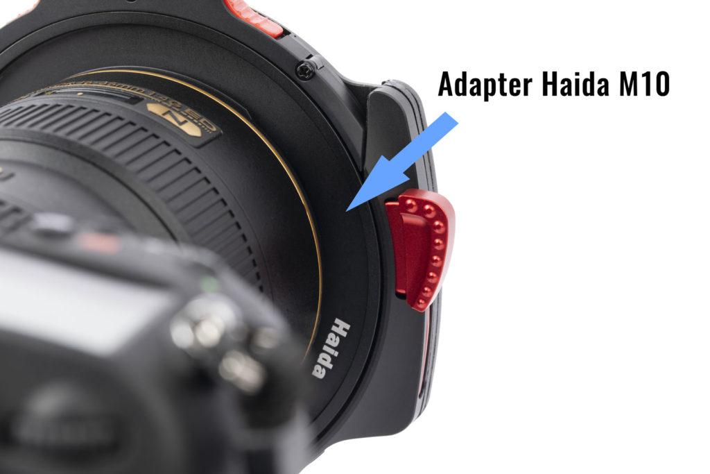 adapter Haida m10