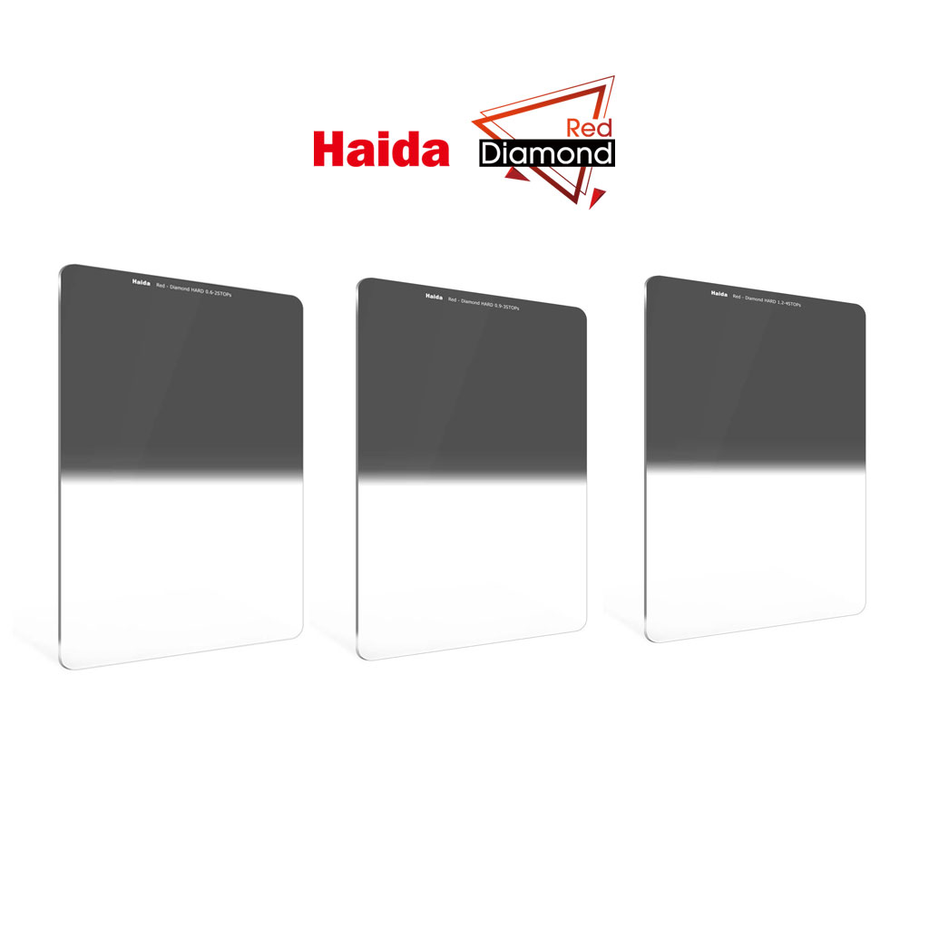 zestaw filtrów połówkowych haida