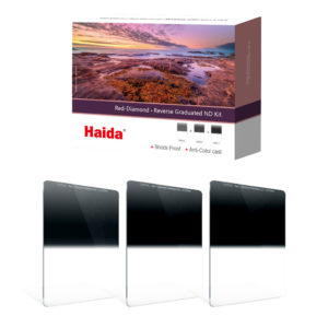 zestaw filtrów reverse haida