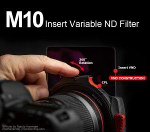 Haida m10 variable nd filter