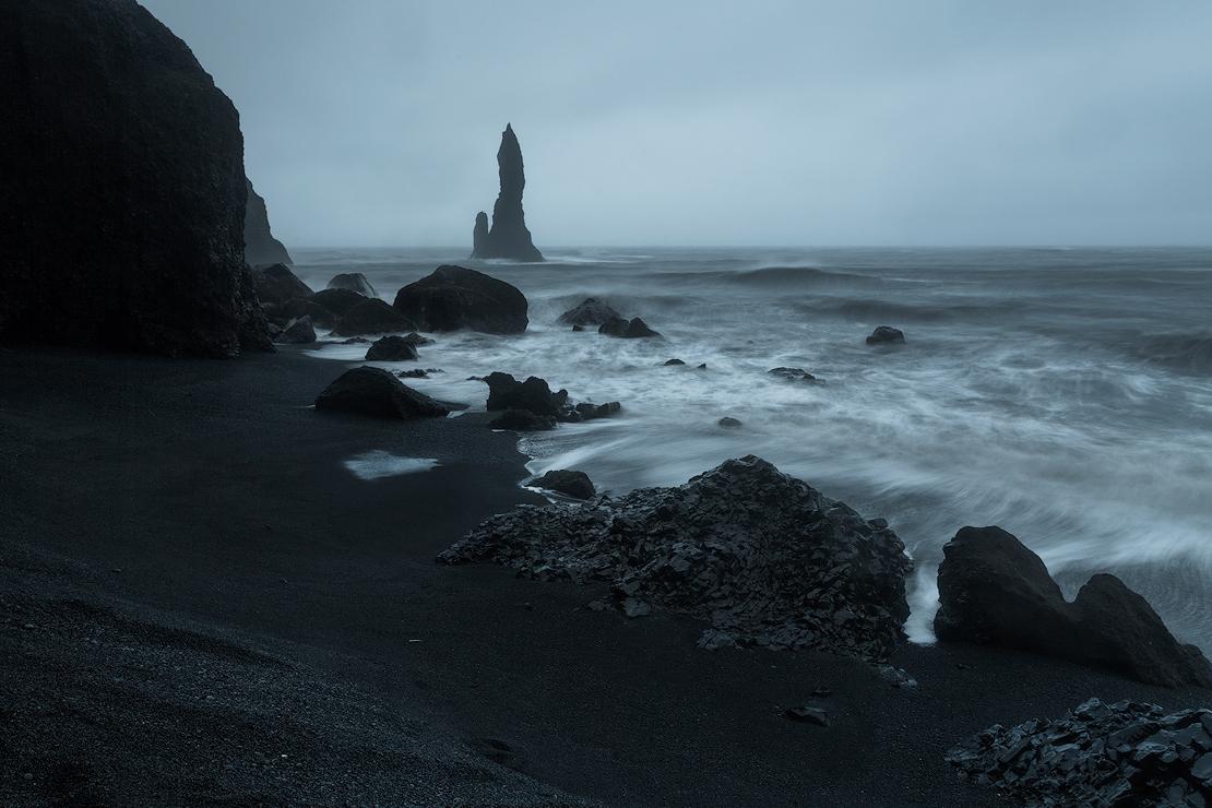 fotografia klif morze